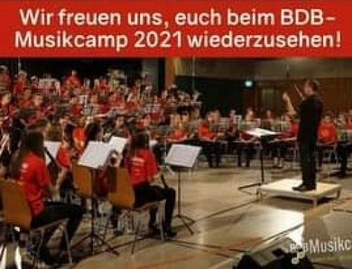 Gastdirigent beim BDB Musikcamp 2021